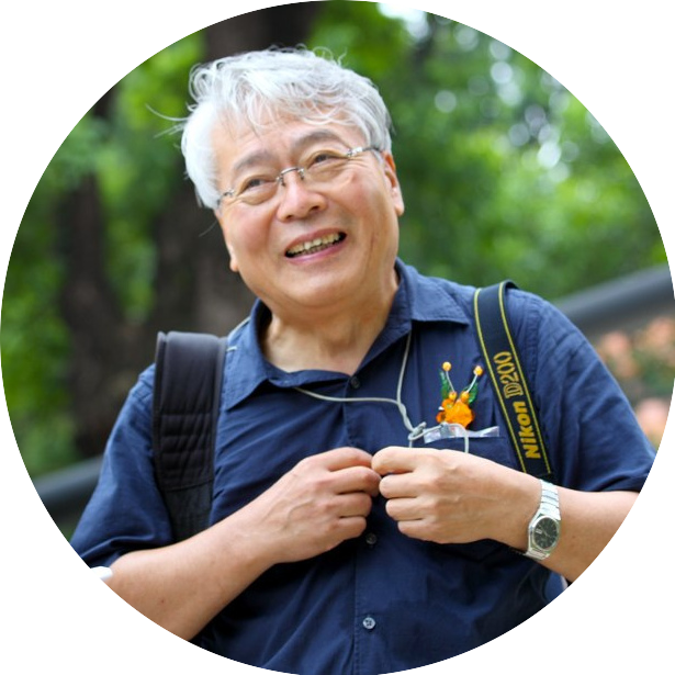 Goro Nakamura - Speaker, journalist, photographer