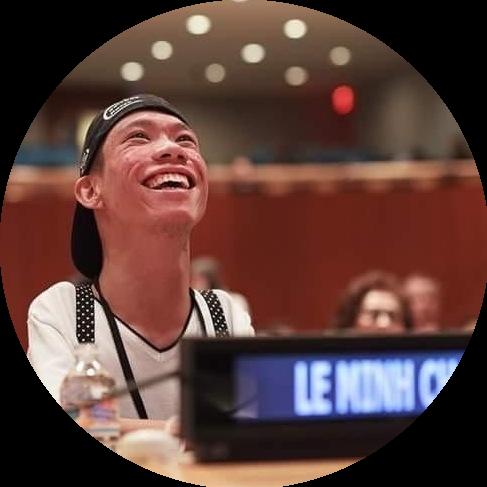 Lê Minh Châu - Họa sĩ, Người đại diện Unicef và Người truyền cảm hứng (www.leminhchau.org)