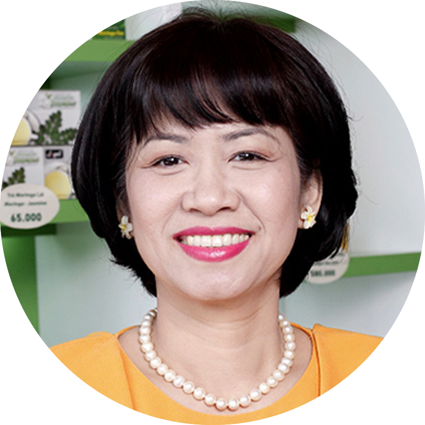 Phan Thi Tuyet Mai - General Direec, TMTM and Thuy San Tai Nguyen Company