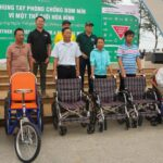 RENEW Joins International Mine Awareness Day Commemoration Hosted by Quang Tri Authorities